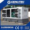 Leise 200kw 250kVA Cummins schalten schalldichten elektrischen Dieselgenerator an