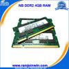 Lebenszeit Warranty Best Price Cl6 256MB*8 Laptop DDR2 4G RAM