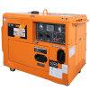 任意選択電気開始のディーゼル発電機セット(DG6LN)