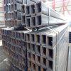 Schwarzes Quadrat-Stahlgefäß/Rohr