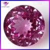 느슨한 합성 루비 Gemstones/3# 강옥 둥근 주옥