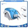 Shr profesional IPL 2 en 1 máquina seca sensible del tratamiento de la piel del acné