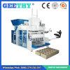 Bloc concret automatique de couche des oeufs Qmy18-15 faisant la machine
