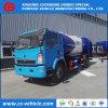 Camion di autocisterna di Sinotruk HOWO 4X2 6tons GPL, Bobtail di 12000L GPL con guida a destra