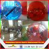 boules gonflables de bulle du diamètre TPU de 1.7m pour des personnes, boules de butoir, boule de football de bulle