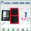 Caricatore solare più caldo pieghevole, sacchetto flessibile del caricatore del pannello solare del caricatore solare di iPhone per iPhone/iPad (PETC-S07B)
