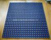 750*750*15 Matwerk van het Sloependek van de veiligheid Het Holle Rubber