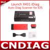 Lançamento X431 Idiag Auto Diag Scanner para o Ios