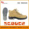 Высокие ботинки безопасности времени работы отрезока для женщин Sns706