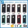 SamsungギャラクシーNote5のための輝いたブラシのサテンの電話カバー