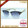 Occhiali da sole di bambù del blocco per grafici (F14083)