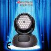 mini LED luz principal móvil de 36PCS 3W