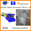 Steel galvanizzato Sheet Roll Forming Machine per Cable Tray