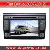 GPS, Bluetooth를 가진 FIAT Bravo (2007-2012년)를 위한 특별한 Car DVD Player. A8 Chipset Dual Core 1080P V-20 Disc WiFi 3G 인터넷 (Cy C250와