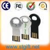 Диск USB привода USB 2.0 формы металла тонкие ключевые внезапный