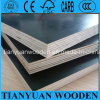Brown WBP Waterproof Film Faced Shuttering Plywood para Construction
