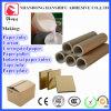Colle de papier de liquide d'usage de cône d'emballage de tube