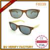 Het kleurrijke Bamboe van het Frame bewapent Zon Eyewear voor Volwassen Vrije Steekproeven