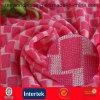 Gebreide Stof van de Jacquard Spandex van Lycra de In het groot Polyester (WNE3115)