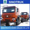 25ton Trucks, Sinotruk HOWO 6X4 371HP Tratora Truck em Djibouti