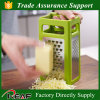 Steel inoxidable 4 dans 1 Kitchen Multi-Functional Rotary Cheese Grater