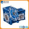 Aluminiumkarosserien-rechtwinkliges doppeltes Endlosschrauben-Getriebe