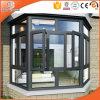 Non-Thermal Bruch-Aluminiumflügelfenster-Fenster für Aruba, gute Qualitätsfenster vom chinesischen Hersteller, schönes Aluminium schwenkbar gelagert/Flügelfenster-Fenster