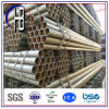 Pipe en acier soudée spiralée douce de la pipe ERW de soudure de l'acier ERW