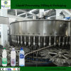 Planta de enchimento plástica automática da água de frasco 3 In1