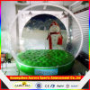 Nuovo Design Clear Inflatable Snow Globe per Christmas Decoration