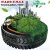 pneu sans chambre de prix bas de bonne qualité de marque de 11r22.5 Superhawk