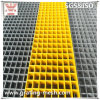FRP/GRP Molded Grating con Corrosion Resistance per Trench Cover