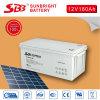 Batería profunda 12V180ah del ciclo de la energía solar de la alta calidad