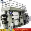 Impresora flexográfica de alta velocidad de 6 colores para el papel de la servilleta