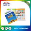 Buidlingの物質的な壁ペーパーのためのEmulisonのカラー・チャート