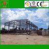 Edificio prefabricado económico/almacén/taller de la estructura de acero de la casa