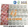 Jungfrau-Masse kundenspezifisches Firmenzeichen-Drucken-Nahrungsmittelpapier für Großverkauf