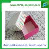 Rectángulo de regalo de encargo del papel de caja de cartón de los rectángulos de la tapa y de la parte inferior