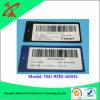 Etiqueta engomada de la frecuencia ultraelevada RFID