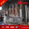 1000L Dye burbuja placas de cobre equipo de destilación con columna de rectificación