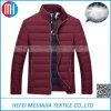 Invierno de la capa de los hombres de la chaqueta de la llanura ultra ligera