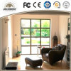 Ventana de bastidor de aluminio fijo de la casa modificada para requisitos particulares barata