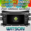 Witson S160 Auto DVD Playfor Nissan Navara (W2-M716) des Android-4.4
