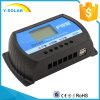 30A Controlemechanisme LCD van de 12V/24V het Zonne Intelligente Last voor het ZonneSysteem van de Straatlantaarn met USB het Laden 5V OTO-30A