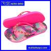 Женщины тапочек способа ЕВА с розовой подошвой (T16110)