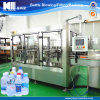 Completare la a - l'impianto di imbottigliamento dell'acqua della bottiglia dell'animale domestico di Z