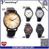 Yxl-026 2017는 말 상표 시계 간명 고전적인 손목 시계, 우연한 석영 손목 시계에게 고품질 남자를 시계 모양 짓는다