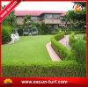 Оптовая популярная искусственная дерновина синтетики тона травы 4 сада