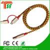 De Kabel van de Goede Kwaliteit 3in1 USB van de Fabriek van Mfi