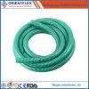 Manga de desagüe flexible del lavaplatos del aislante de tubo acanalado del PVC
